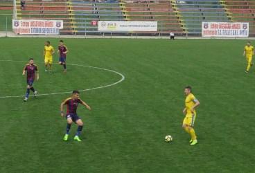 Laurentiu Marinescu – fără cartonaș roșu în Liga 1. L-a primit la Sânmartin pe primul, dar în… eșalonul secund!