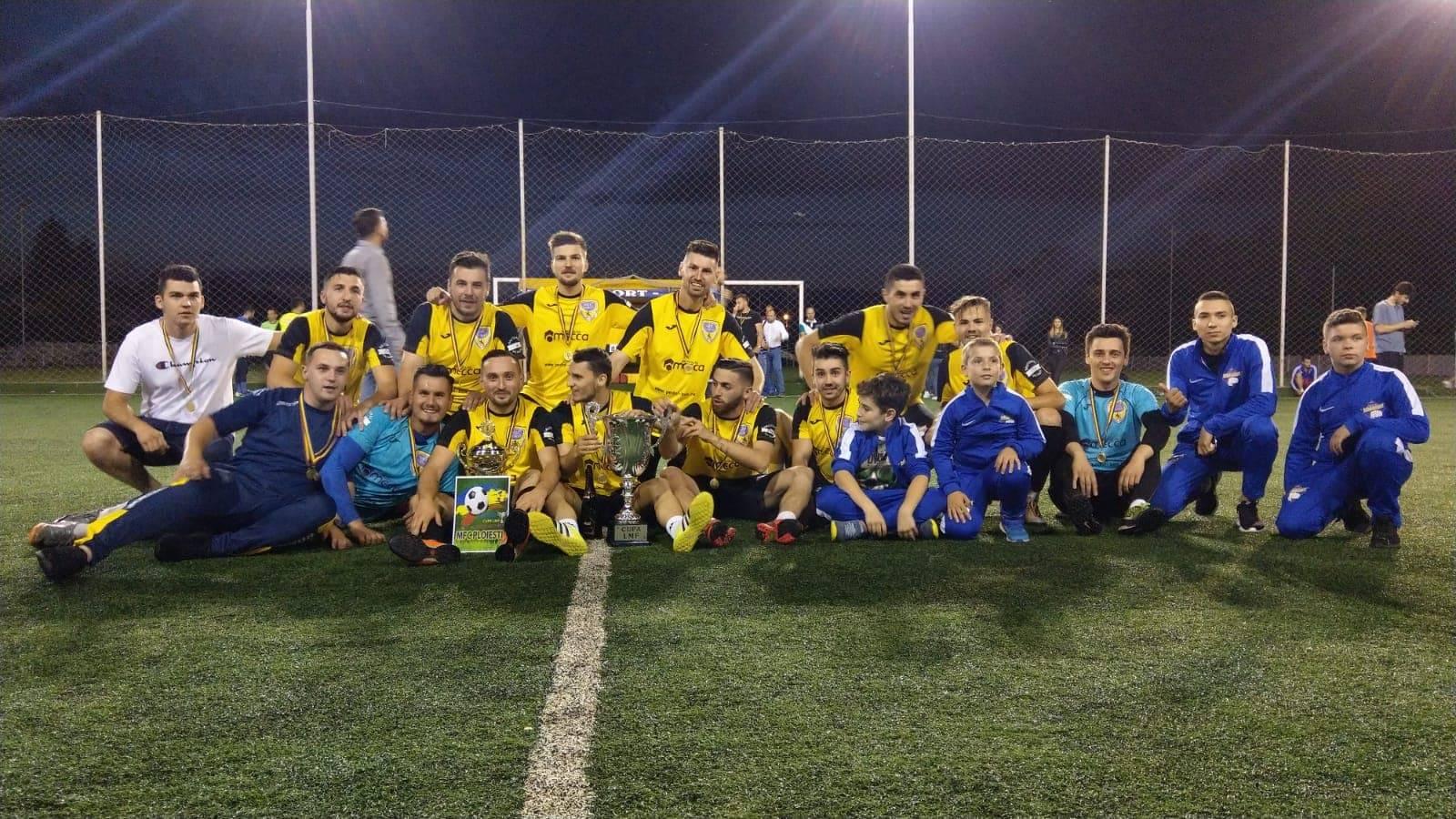 În drumul spre o nouă Cupă a României, în varianta prahoveană, a MFC Ploiești se află un obstacol înalt – SystemBau
