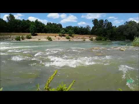 Bărbat dispărut în râu este căutat