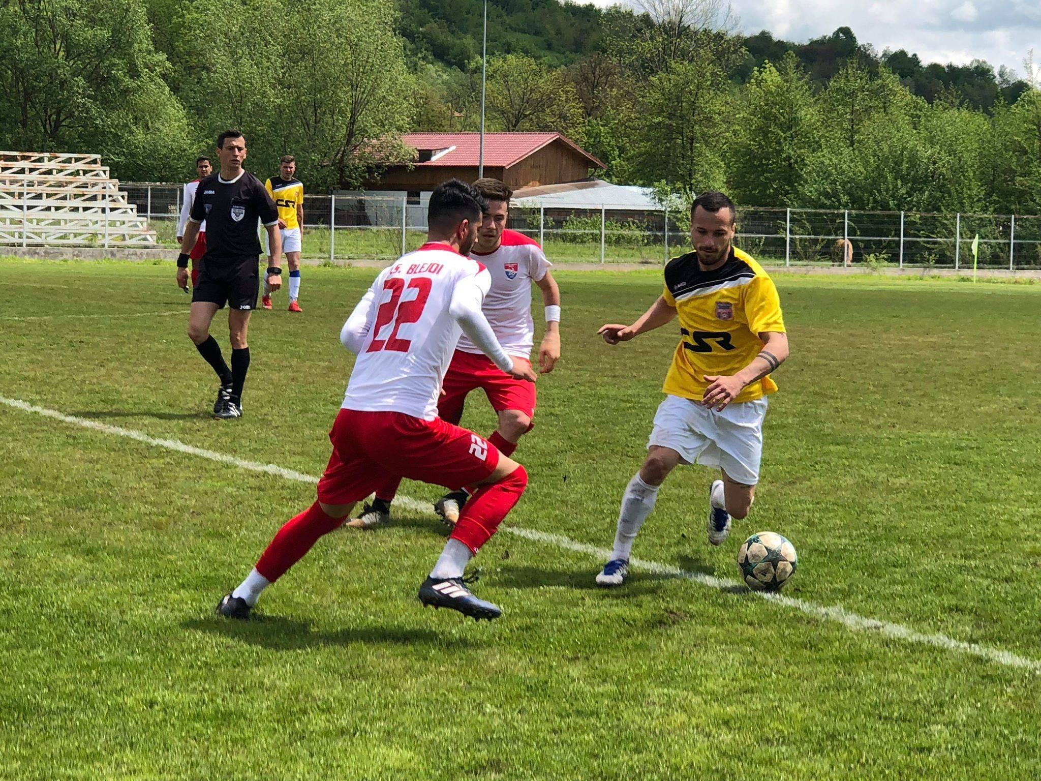 Ca și CFR Cluj în L1, campioana… Ligii A Prahova, CS Blejoi, și-a apărat, duminică, titlul cucerit în primăvara anului 2018!