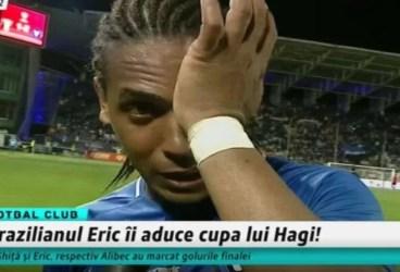 """Dacă în campionat, îi mergea bine pe """"Ilie Oană"""", în Cupa României, Astra a dat două rateuri aici, în finale! Acum, a învins-o Viitorul lui… Ghiță și Eric!"""