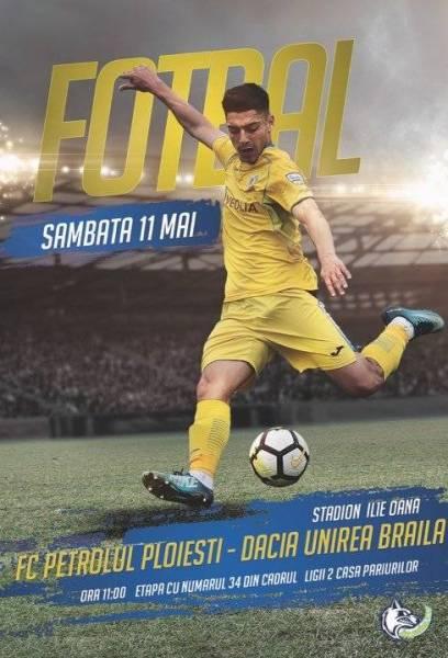 """Urmează cel mai ușor meci pentru Petrolul, din tot returul? Trebuie totuși și prudență contra """"lanternei roșii"""", Dacia Unirea Brăila!"""