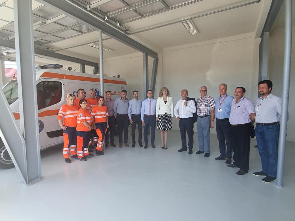 Spitalul Vălenii de Munte, noi investiţii în Serviciul de Ambulanţă şi Secţia de Pediatrie