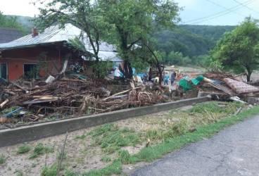 Prahova, a doua zi după potop