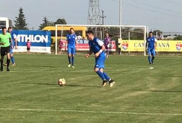 """După 11 ani de existență și un 9-1 sec în """"dubla"""" de baraj, contra CS Mihai Bravu, CS Blejoi a """"urcat"""" în Liga a III-a. Acum, începe… și mai greul!"""