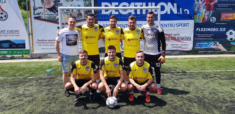 La Bacău, MFC Ploiești a… pus indigoul pe evoluțiile din turneul final al Cupei României, din 2018! Și la Sibiu a câștigat grupa, dar a fost eliminată imediat