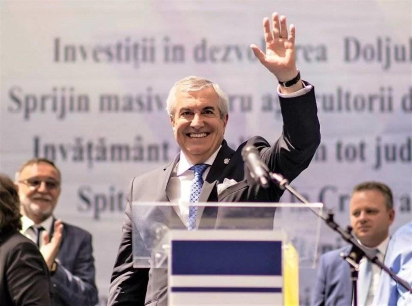 """Graţiela Gavrilescu îşi reafirmă opţiunea politică: """"Călin, te susţin!"""""""