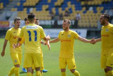 Victorie clară pentru Petrolul în ultima verificare: 4-0 cu CS Blejoi