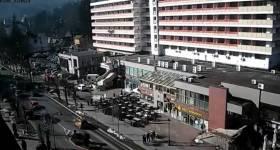 Circulația rutieră închisă pe anumite sectoare de drum ale orașului Sinaia