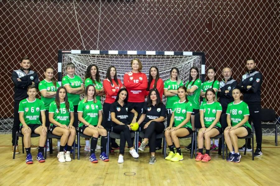 """Consiliul Județean Prahova a adoptat… mai multe """"bufnițe"""". Echipa de handbal feminin CS Activ Prahova-Ploiești vizează promovarea în Liga Națională!"""