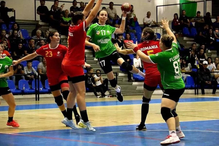 CS Activ Prahova-Ploiești n-a ținut cont de tradiția handbalului vâlcean. Victorie clară a fetelor lui Ciupitu și Nimu, sub privirile președintelui CJ, Bogdan Toader
