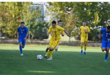 """România """"U 18"""" a ratat și șansa revanșei în fața Slovaciei! Petroliștii Ianis Stoica și Mario Bratu au contribuit la golurile învinșilor"""