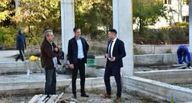 A început construirea Şcolii Speciale nr.1 Ploieşti, pentru elevii cu nevoi speciale