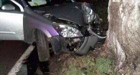 Şofer de 21 de ani, accident grav la Păuleşti