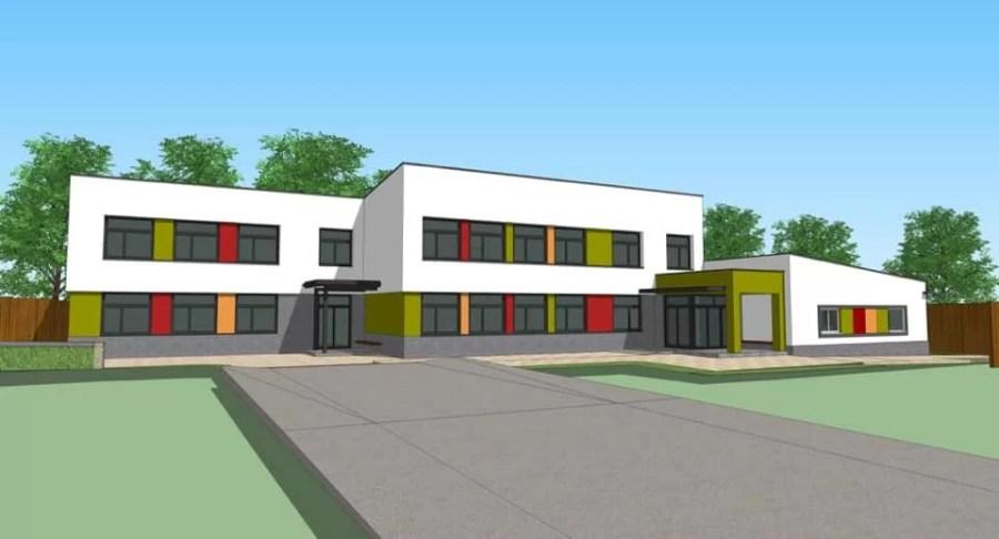 Noua grădiniţă cu program prelungit din Păuleşti va funcţiona de la anul. Înscrierile au început