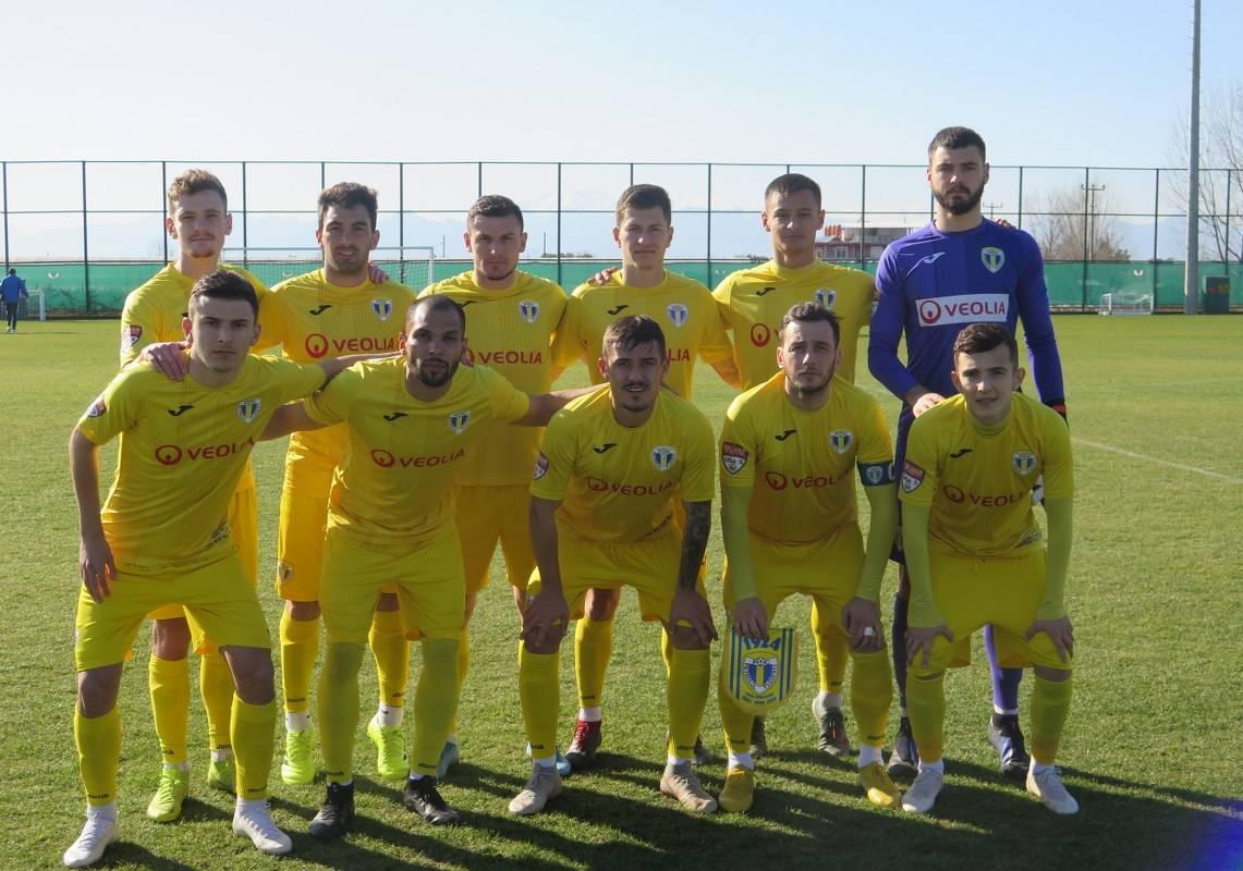 """De la """"Vega"""", la… banderolă! """"Drum"""" parcurs de Ștefan Bărboianu, în 11 zile, de pe lista disponibilizaților la postura de… căpitan, în premieră absolută, la FC Petrolul!"""