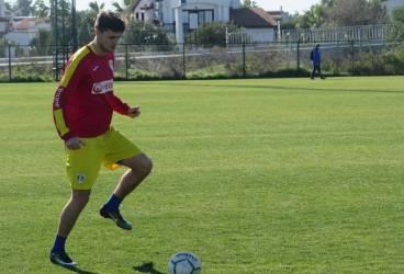 Radu Rogac nu a putut lua probele la FC Petrolul. Costel Enache nu a trecut peste lipsa de pregătire fizică a internaționalului moldovean de peste Prut!