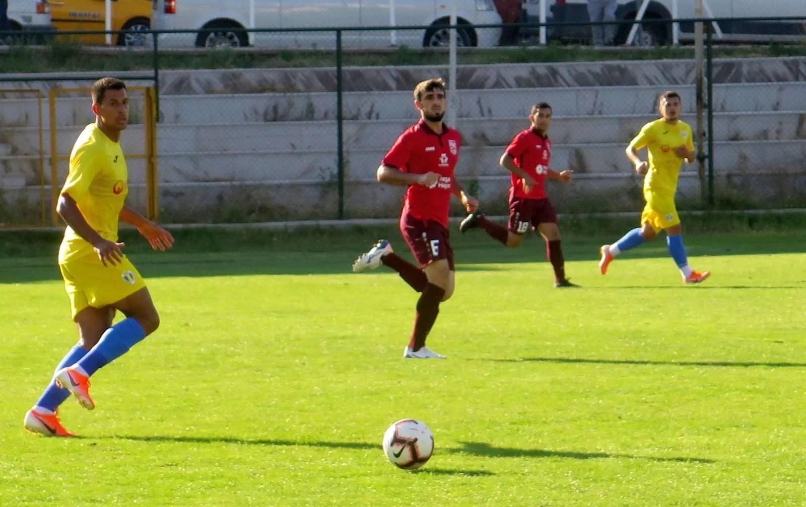 Brazilianul Walace da Silva Alves s-a despărțit vineri dimineață de FC Petrolul, iar după-amiază, i s-a și găsit înlocuitor tot din Liga 1. Un fost junior de la Guingamp, vizat și de FCSB, semnează cu găzarii!