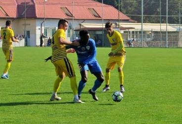 Guy Gnabouyou a dat Liga 2 din România pe primul eșalon din Malayezia. Francezul este unul dintre cei trei străini dintr-un lot care valorează aproape 2 milioane de euro