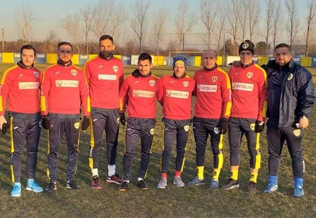 După ce i-a rechemat la prima echipă pe Cezar Lungu și Ștefan Bărboianu, conducerea Petrolului a scăpat de toți ceilalți jucători de pe lista disponibilizaților! Ultimii au fost Petru Racu și Alexandru Munteanu