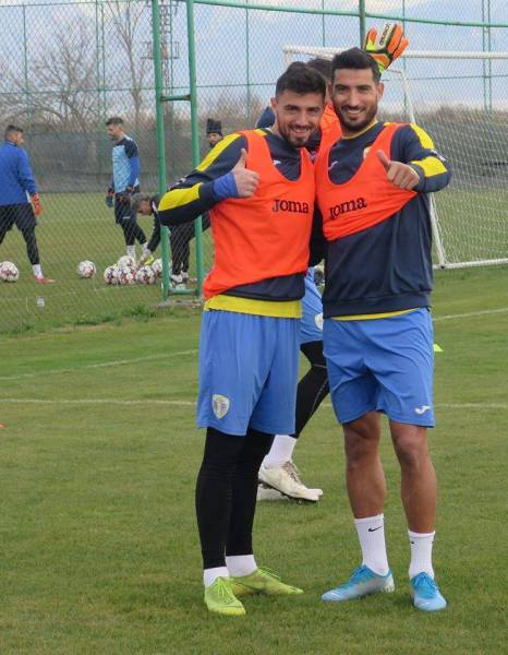 De la Belek, Arnăutu și Hamza promit goluri multe în mini-retur! Vor fi destule pentru ca Petrolul să promoveze direct sau măcar să ajungă la baraj?