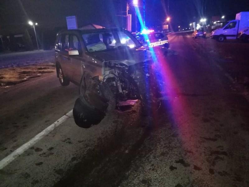 Accident grav în miez de noapte, la Boldeşti-Scăeni
