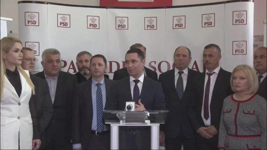 Lista candidaţilor PSD pentru primăriile din judeţ la alegerile din 2020