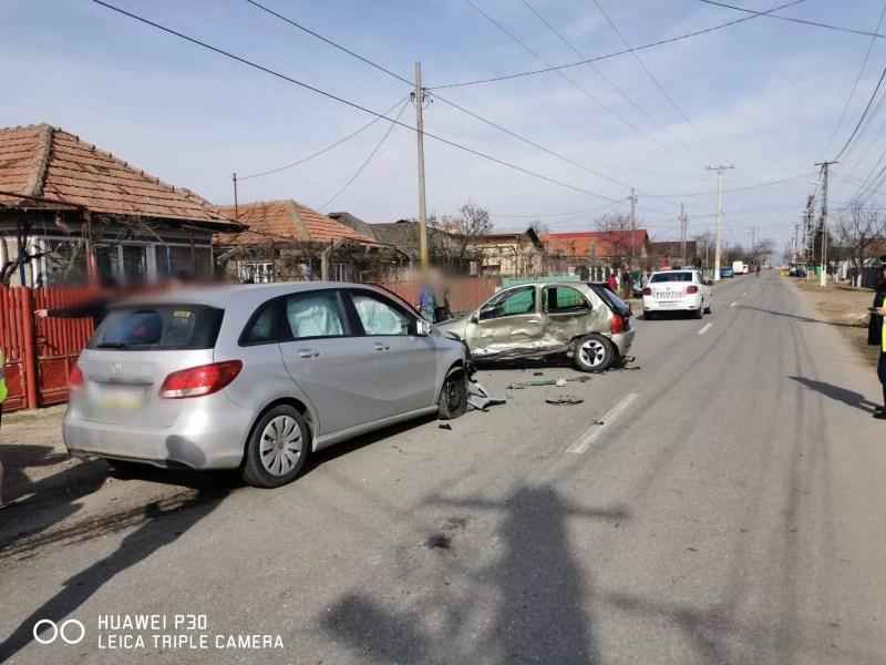 Incredibil! Al doilea accident grav la Călineşti (Floreşti), în numai câteva ore