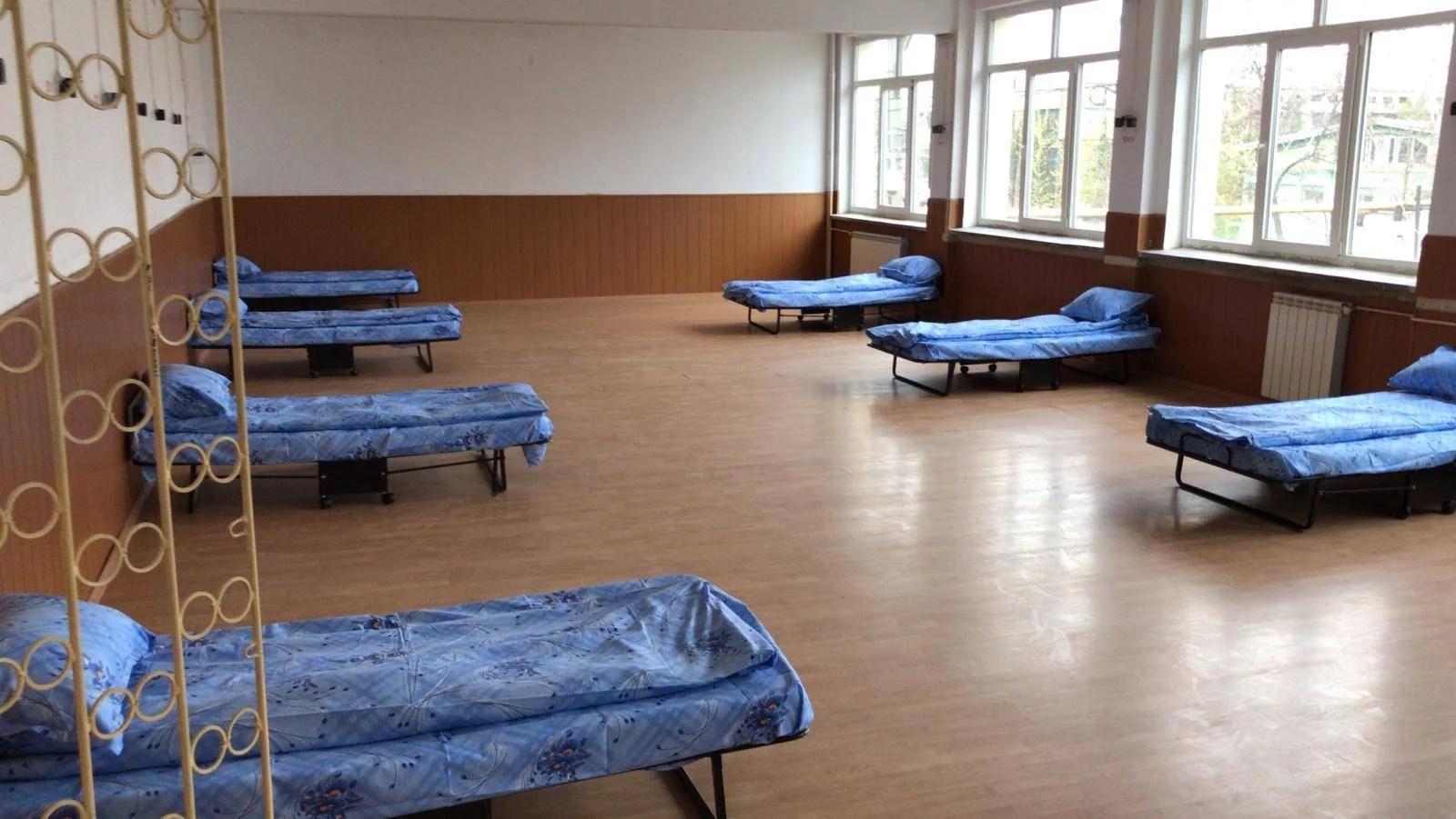 Nou centru destinat persoanelor fără adăpost în Ploieşti, la un fost liceu