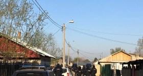 Acţiune extinsă a forţelor de ordine în cartierele Mimiu şi Bereasca