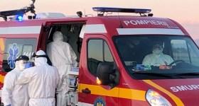5554 noi cazuri Covid în ultimele 24 de ore, în România – 29 noiembrie