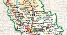 Rata infectărilor Covid în fiecare localitate a județului