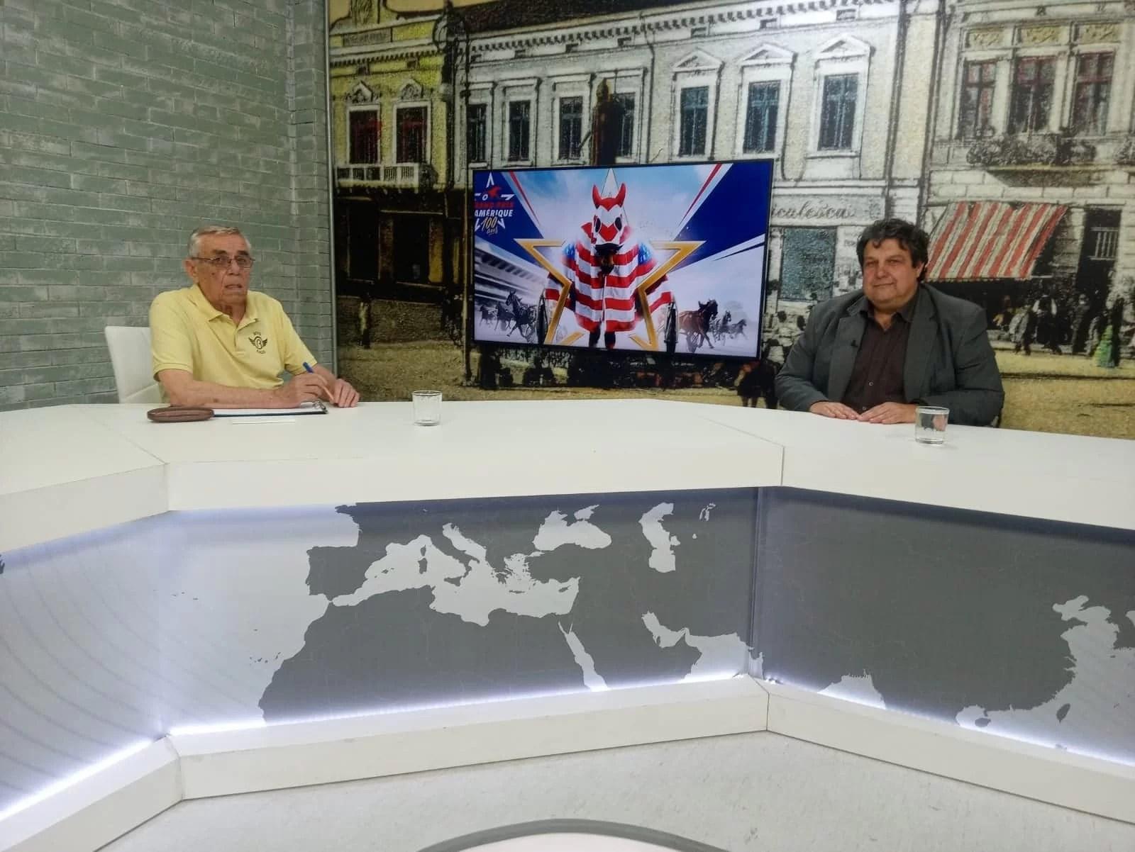 """După mai bine de două luni, Marian  Pușcaș reia, la """"Ploiești TV"""", transmisiunea singurei emisiuni locale de trap, """"ORA hipică""""! Longevivul teleast are un invitat de marcă de pe hipodrom"""
