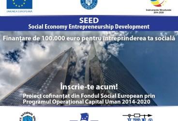 Premii de 100.000 de euro pentru înființareadeîntreprinderisociale