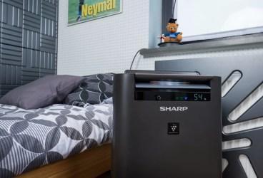 Umidificare inteligentă pentru camera copilului tău. Cum facem alegerea corectă a unui purificator de aer?