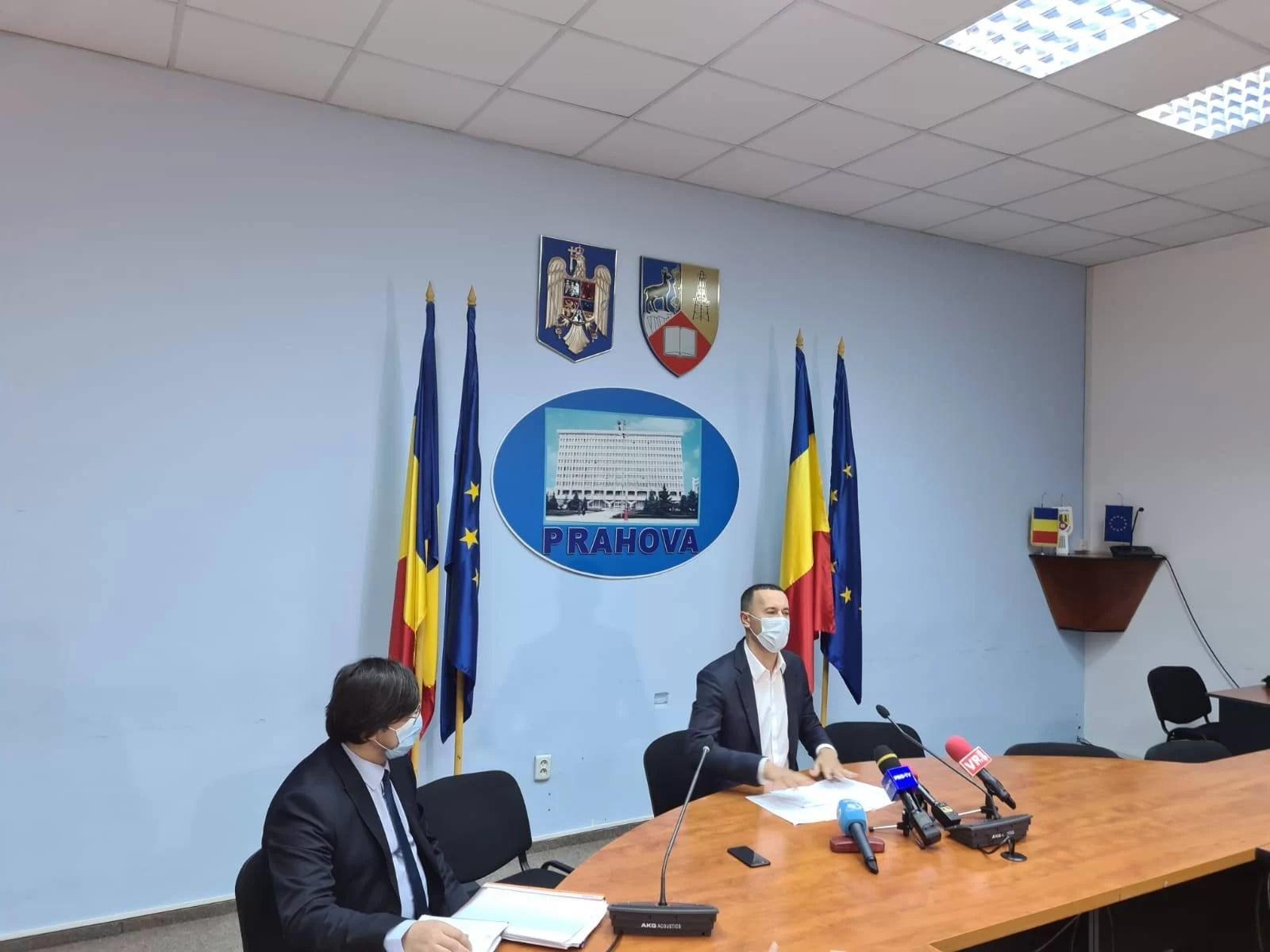 Iulian Dumitrescu a anunțat restructurarea a 315 posturi din Consiliul Județean Prahova