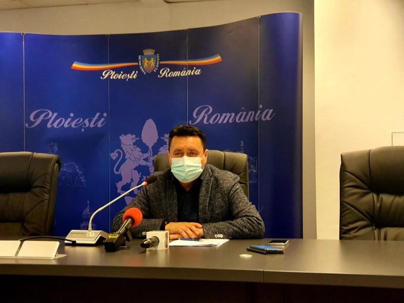 Primarul Volosevici reia audiențele față în față cu cetățenii, odată cu scăderea ratei de infectare Covid