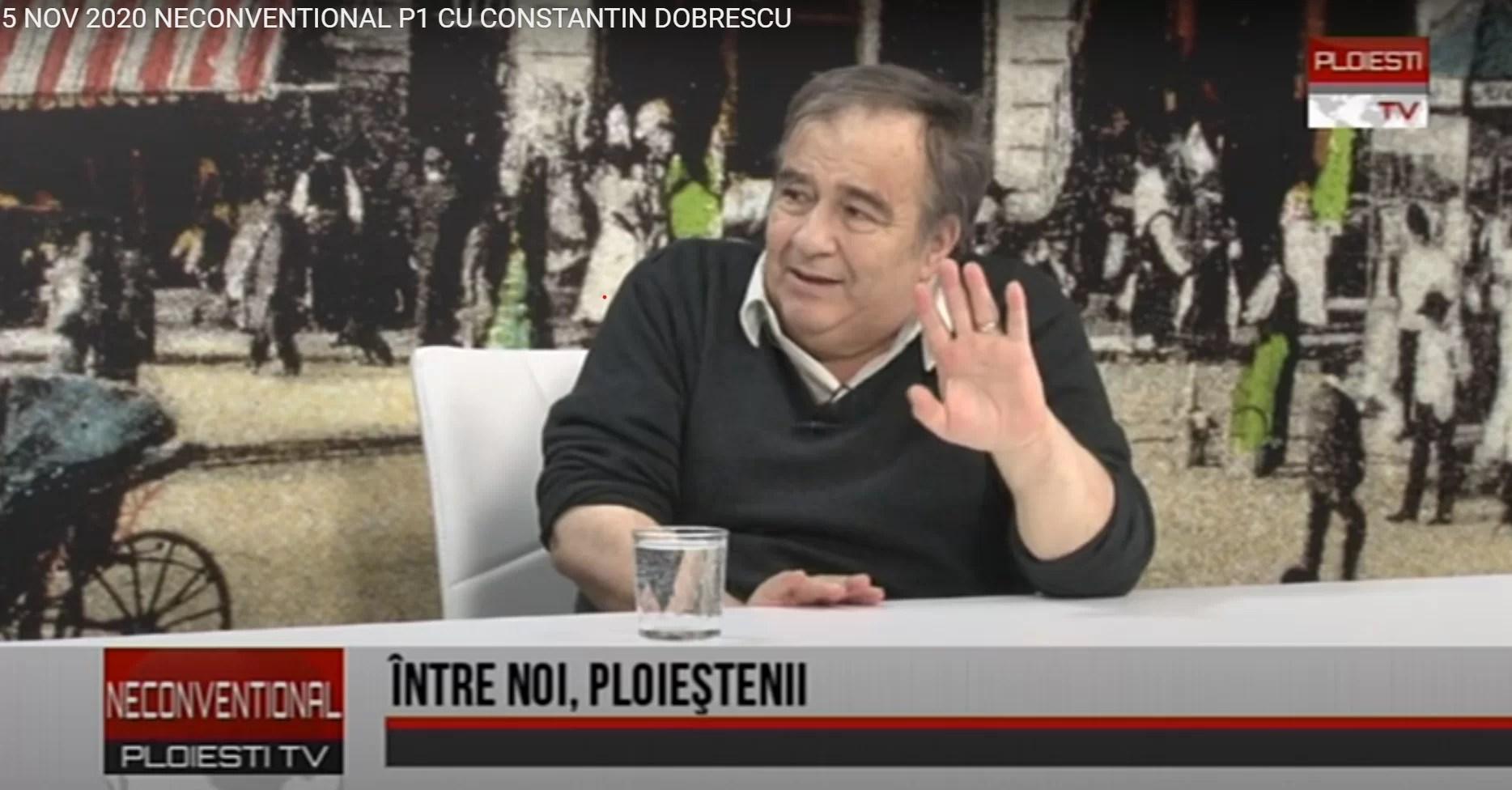 Prof. dr. în istorie Constantin Dobrescu s-a stins din viață