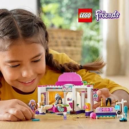Avantajele jocului cu Lego pentru copii mici