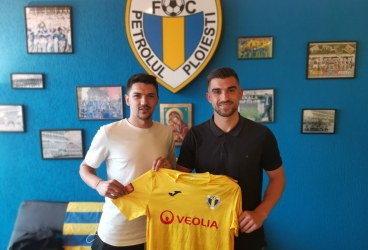 New entry la Petrolul: un fost campion al României și golgheter al Ligii a II-a, precum și fiul bine cunoscutului Romică Buia – primele două transferuri pentru sezonul 2021-2022!