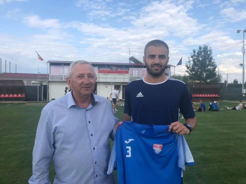 CS Blejoi continuă să se întărească: a mai adus un fotbalist din Liga a II-a! Geamănul unui ex-divizionar A din Ilfov, fost produs CCJ al Petrolului ca și fratele său, va evolua un sezon la trupa prahoveană de pe podium