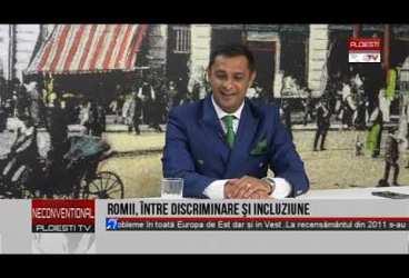 Romii, între discriminare și incluziune. Invitat Marius Tudor – consilier politic la Parlamentul European