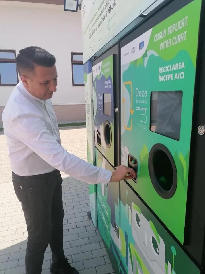 Primăria Filipeștii de Pădure va recompensa cu moneda proprie colectarea selectivă a deșeurilor
