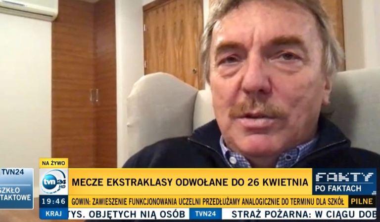 Boniek – Gdyby wszyscy zrobili test, to podejrzewam że …  Już nikt nie wierzy ilu naprawdę mamy chorych w Polsce?