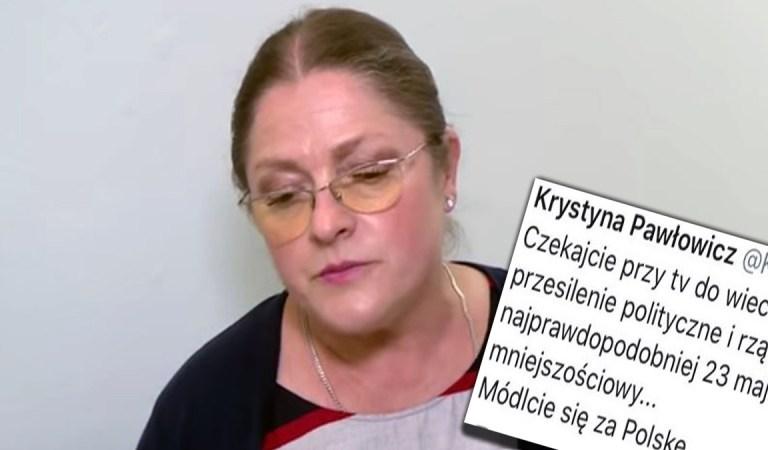 """""""Rząd chyba mniejszościowy"""" – """"prześcieki"""" Pawłowicz"""
