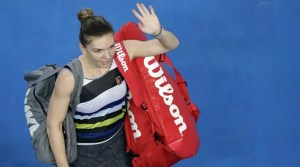 Simona Halep, eliminată de Serena Williams în optimile Australian Open