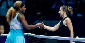 Simona Halep a câștigat în fața lui Venus Williams