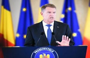 Preşedintele Iohannis a respins numirea Liei Olguţa Vasilescu la Ministerul Dezvoltării