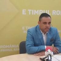 """Liviu Voiculescu: """"județul Olt a primit din partea Guvernului liberal finanțări pentru investiții în valoare totală de peste 70 milioane de lei"""""""