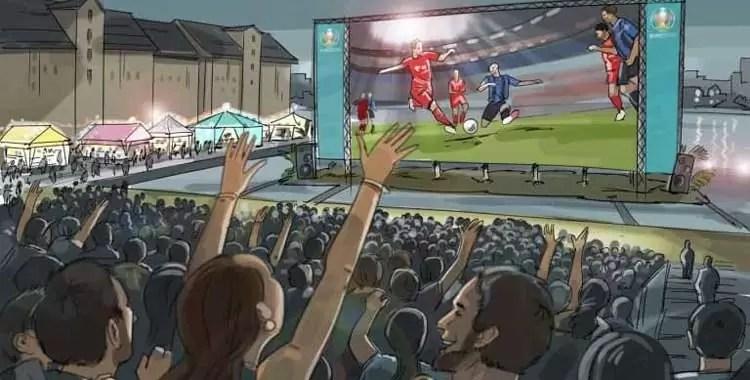 fanzone UEFA 2020